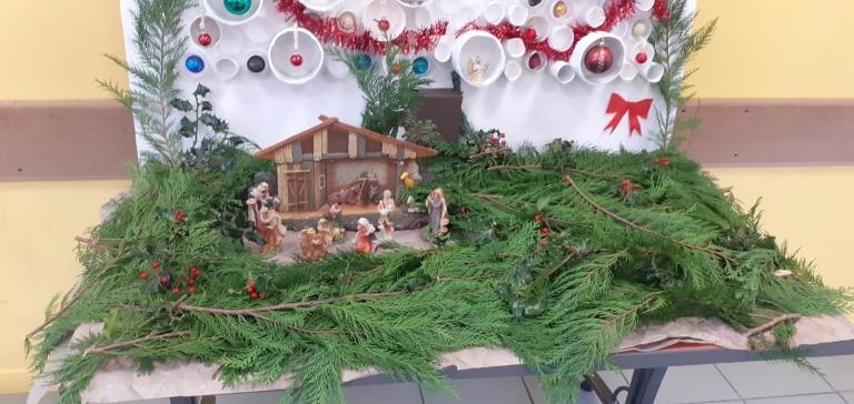 Joyeux Noël au foyer